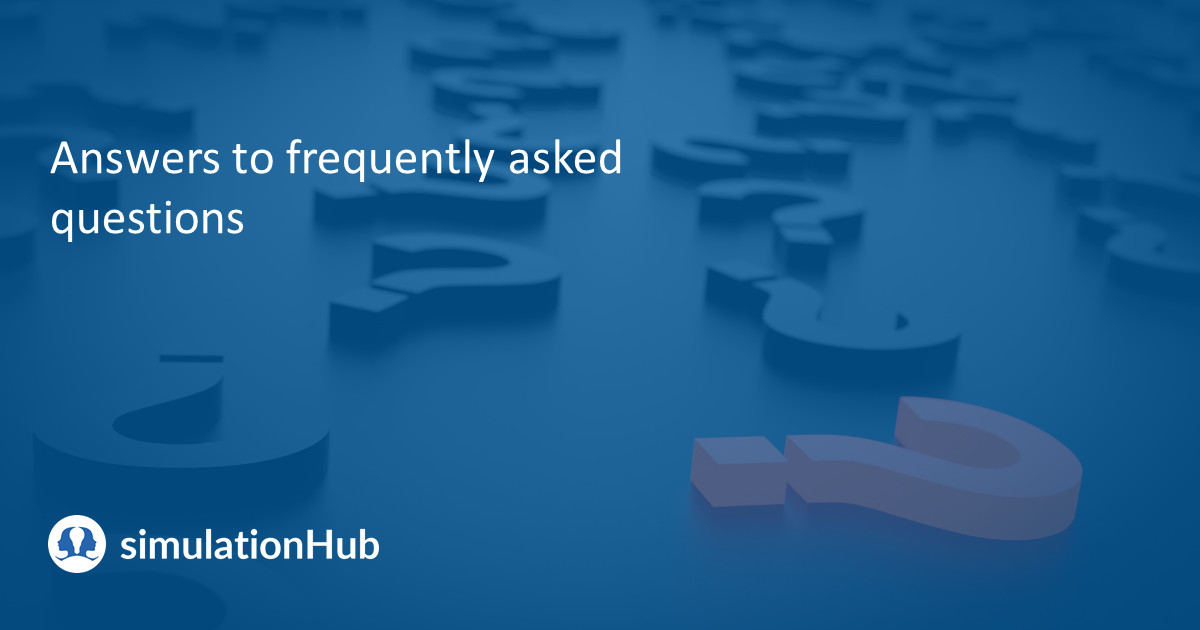 Frequently Asked Questions | simulationHub CFD apps